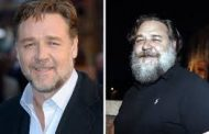 Russell Crowe, un galán de Hollywood descontracturado: barba y look deportivo para pasear por Disney